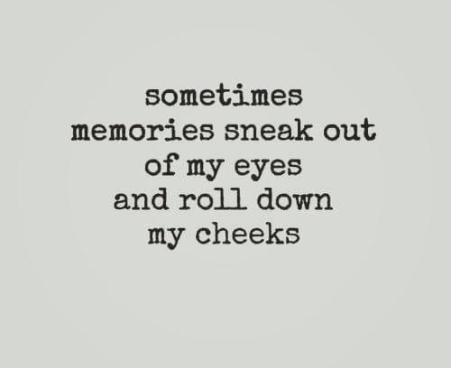 tears-memories